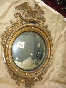 bulls eye frame restoration