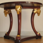 gilding on furniture