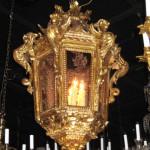 venetian lantern restoration- after
