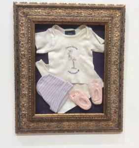Custom Framing Baby Momentos
