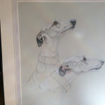 Custom Matting Dogs